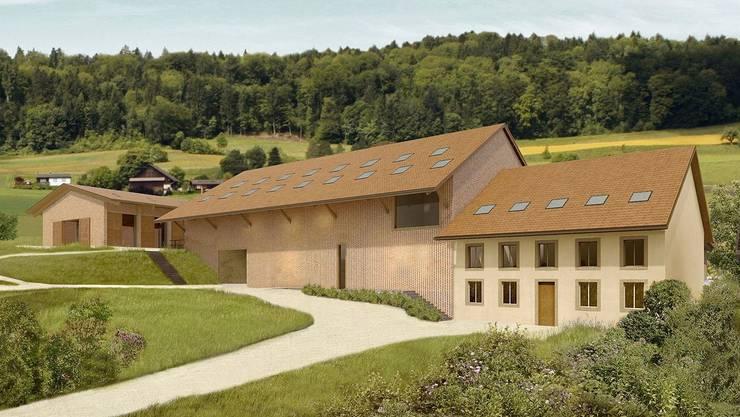 Am 17. Mai findet in Freienwil die Abstimmung über die «Spezialzone Bücklihof» statt. Dort soll ein Pferdezentrum realisiert werden.