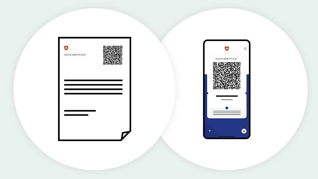 Das Bundesamt für Informatik und Telekommunkation (BIT) realisiert bis Ende Juni das Covid-Zertifikat.