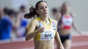 Selina Büchel ist die einzige Schweizer WM-Teilnehmerin