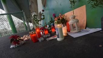 Morddelikt unter der Dreirosenbrücke