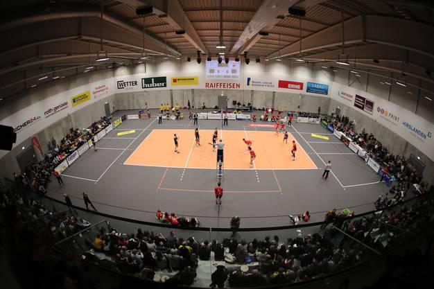 Die Vision einer Sport- und Eventhalle für alle sei vor knapp fünf Jahren entstanden.