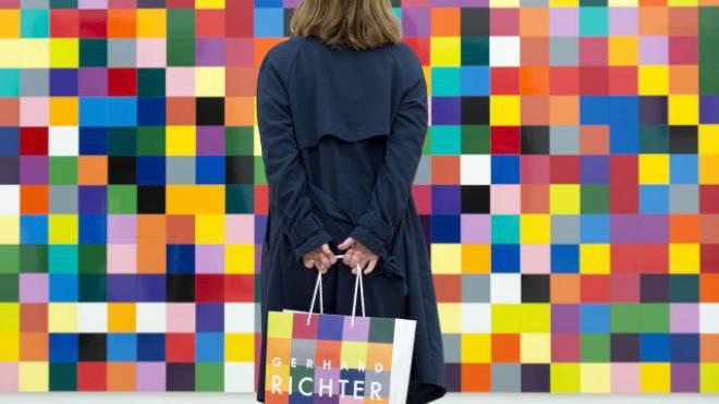 Eine Richter-Ausstellung hat einen Wert von über einer Milliarde Franken. Foto: Keystone