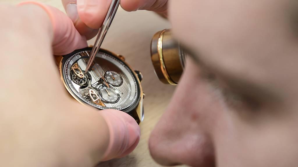 Die Uhrenhersteller rechnen damit, wieder das Verkaufsniveau von vor der Pandemie zu erreichen.
