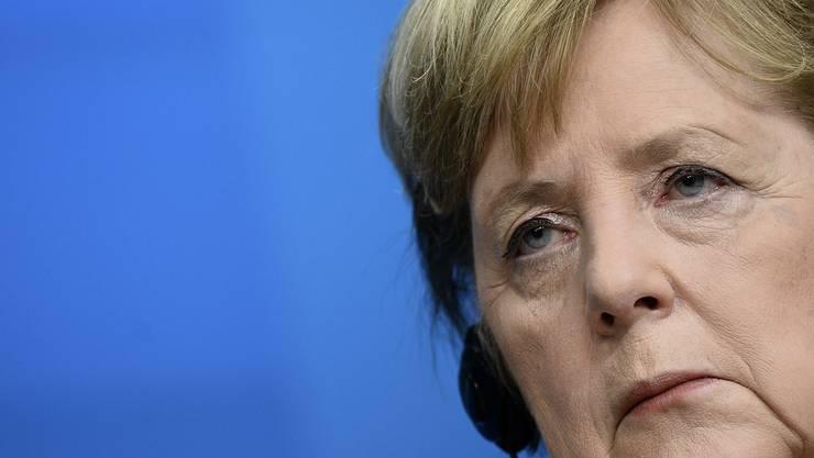 Spürt, dass die Krise mit Verordnungen allein nicht zu bewältigen ist: Deutschlands Kanzlerin Angela Merkel.
