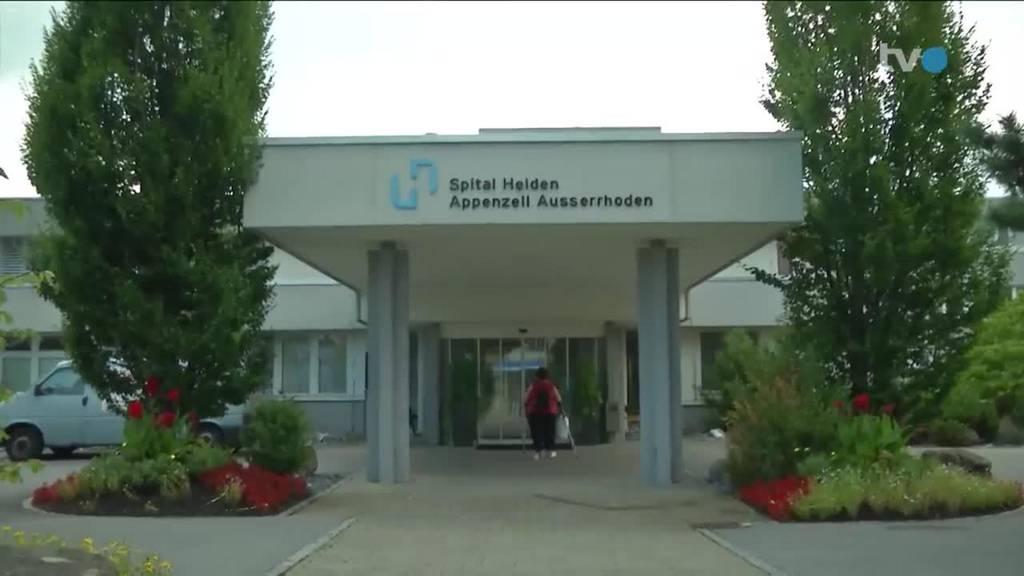 130 Kündigungen: Spital Heiden schliesst per Ende Jahr