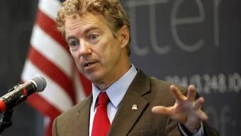 Senator Rand Paul will Präsident werden (Archiv)
