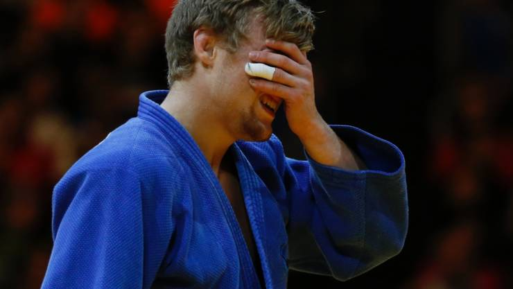 Nils Stump musste sich in seinem zweiten Kampf geschlagen geben (Achivbild)