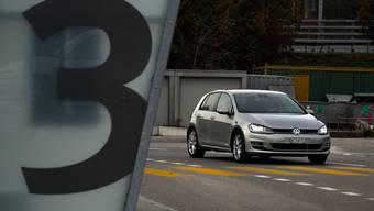 Der VW Golf ist das «Auto des Jahres 2013».