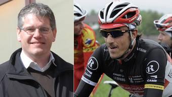 René Huber freut sich über die Teilnahme von Fabian Cancellara
