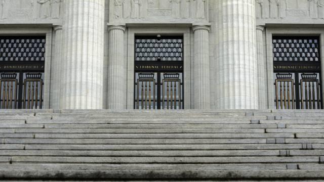 Bundesgericht stützt Entscheide der Vorinstanzen (Archiv)
