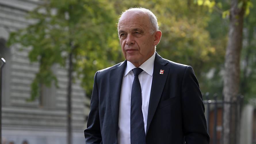Gibt Bundesrat Ueli Maurer heute tatsächlich seinen Rücktritt bekannt?