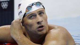 Sorgt erneut für negative Schlagzeilen: Schwimmstar Ryan Lochte