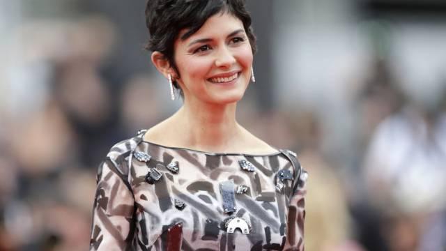 Schauspielerin Audrey Tautou in Cannes (Archiv)