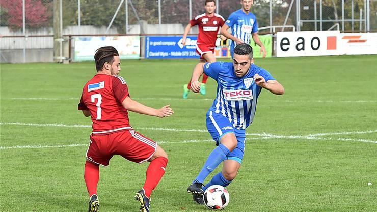 Giovanni Gerardi erzielte gegen Grenchen sein drittes und viertes Saisontor.