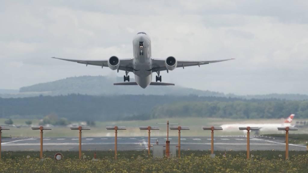 Ansturm auf Flugtickets in die USA