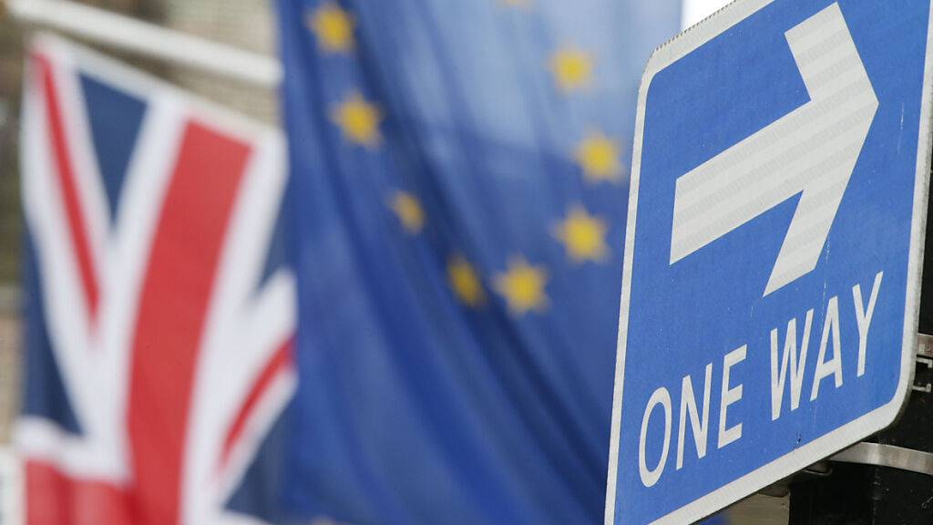 EU-Bürgern drohen Brexit-Probleme in Grossbritannien