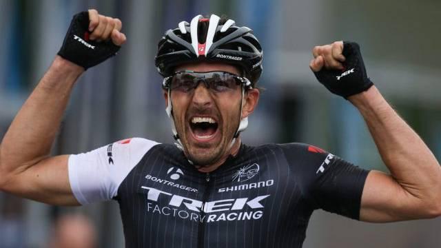 Fabian Cancellara engagiert sich als Sportförderer (Archiv)