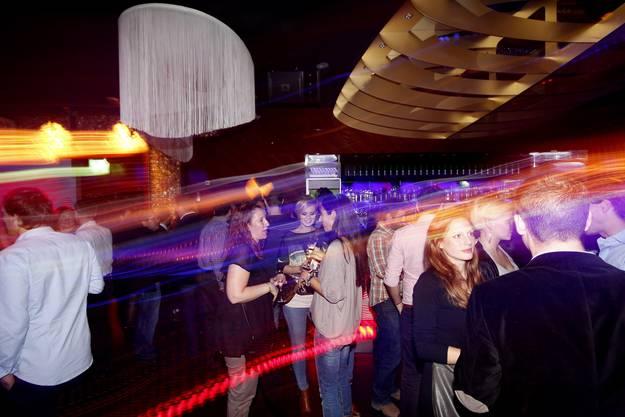 Rund 250 Personen feierten an der «We love 90's»-Party, als es zum Eklat kam.