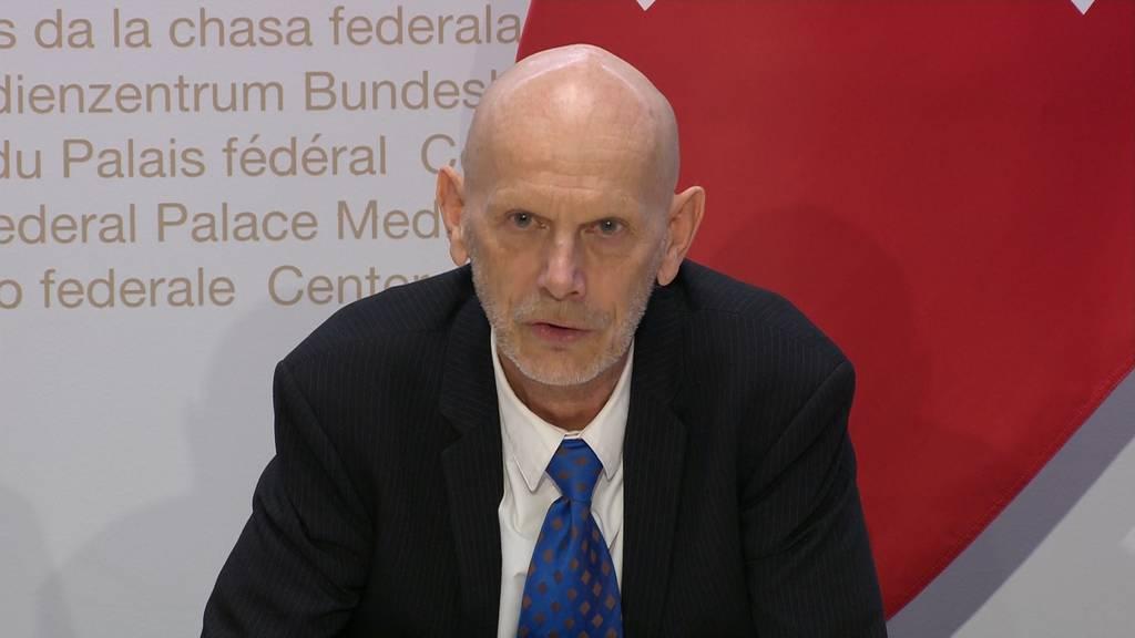 Corona-Krise: Bund appelliert an Selbstverantwortung der Schweizer