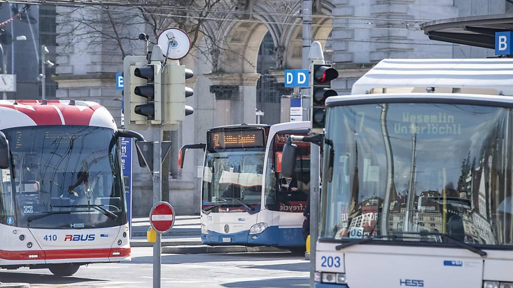 Beteiligungsstrategie zurück an Luzerner Regierung