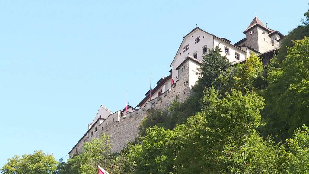 Fahne auf Halbmast: So trauert Liechtenstein um Fürstin