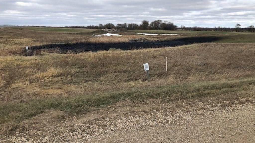 Leck in Keystone-Pipeline - Grosse Menge Rohöl ausgetreten