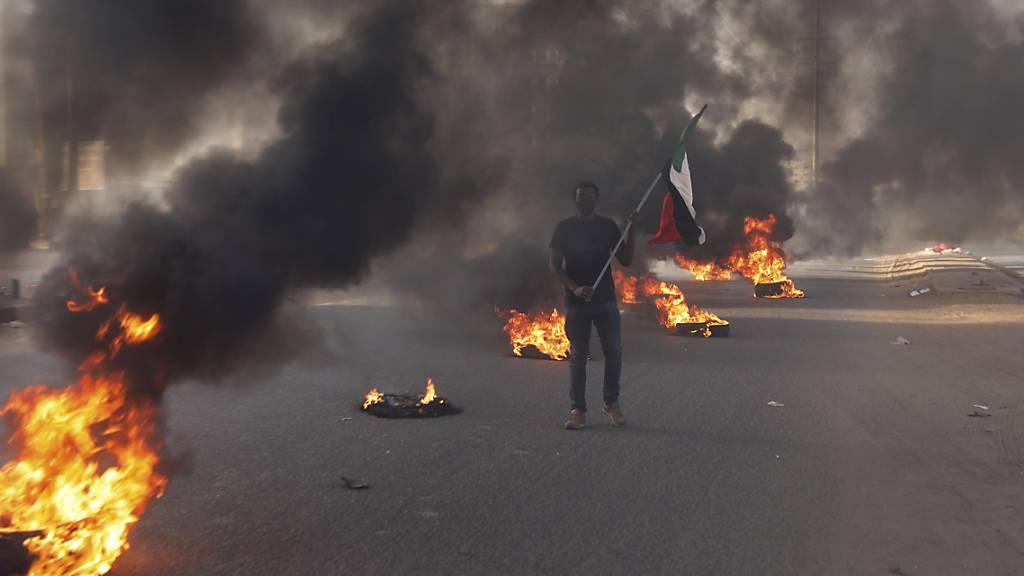 Uno berichtet über viele Tote in der Region Darfur