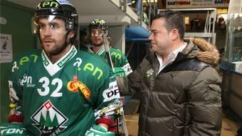 «Alle vorgegebenen Ziele wurden erreicht»: Peter Rötheli weiss, bei wem er sich für die tolle Saison zu bedanken hat.