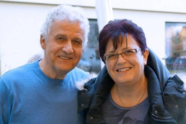 Alfred und Pia Brändli, der Heimleiter und seine Frau.