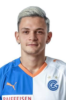 Mersim Asllani bekam gar nie eine richtige Chance, das Eigengewächs des FC Lausanne-Sport durfte kein einziges Mal für die Zürcher in der Super League spielen.