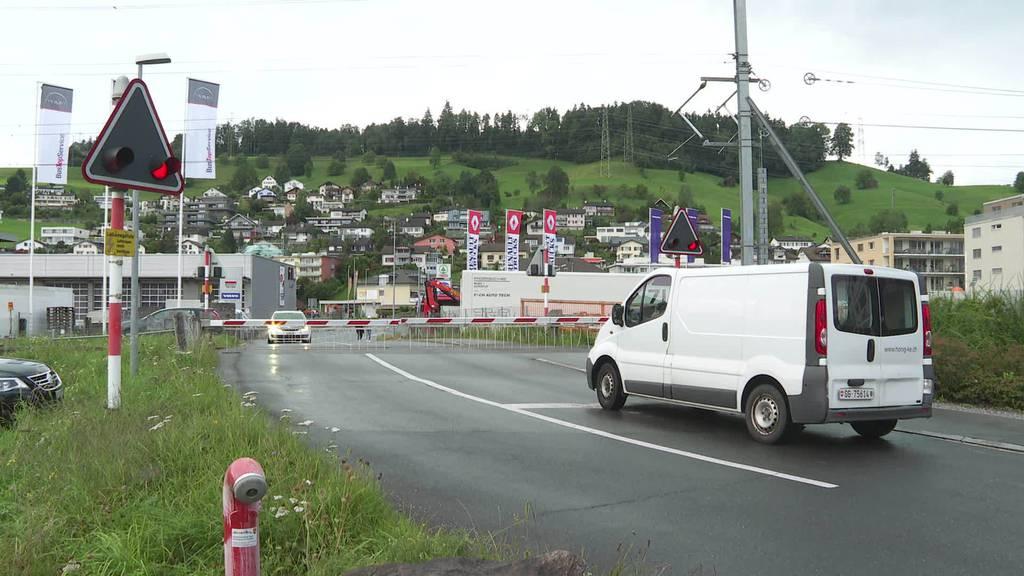 Spatenstich: Ausbau Doppelspur Uznach-Schmerikon beginnt