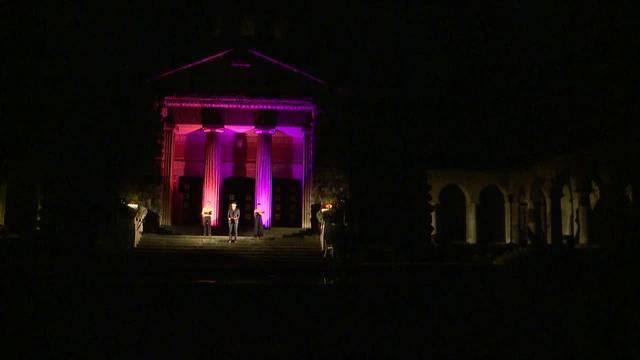 Trailer «Treffpunkt Friedhof»