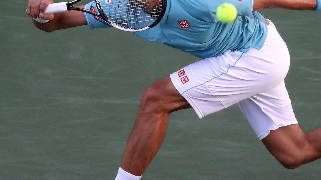 Novak Djokovic ist in Miami/Key Biscayne nicht am Start