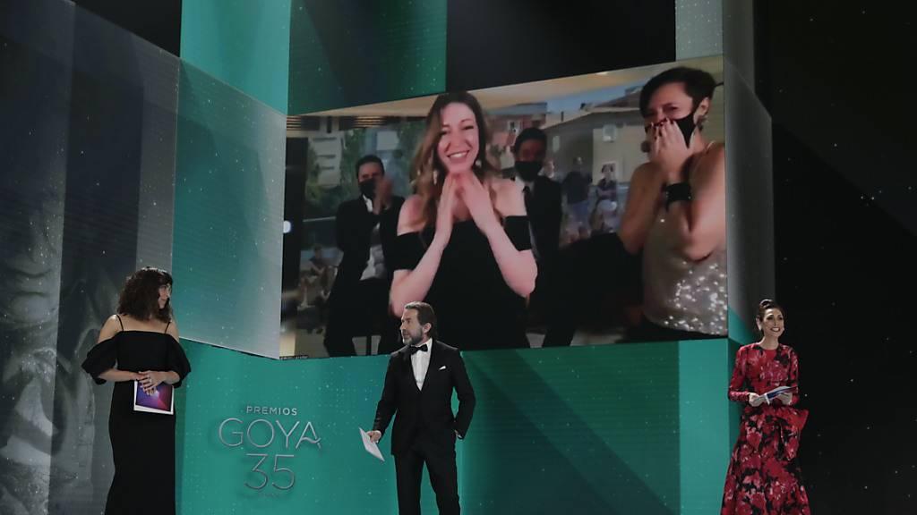 Goya-Preise: Coming-of-Age-Film «Mädchen» triumphiert