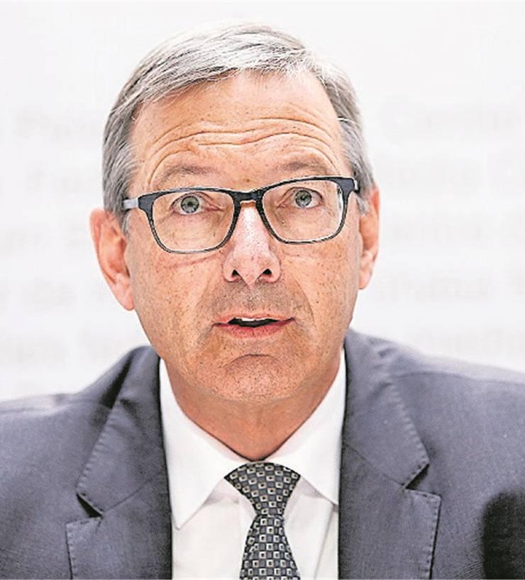 Josef Dittli, Präsident der Sicherheitspolitischen Kommission des Ständerats.