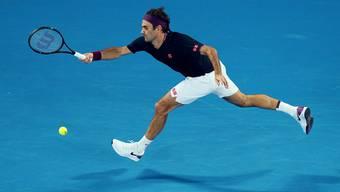 Roger Federer - John Millman
