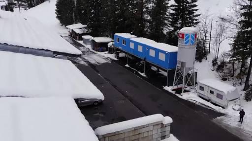 Party in Container gefeiert – Schwyzer verurteilt