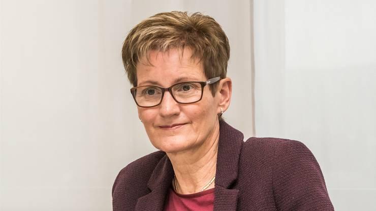 Für sie wird eine Nachfolge gesucht: Sabine Pegoraro.