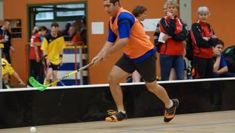 8. Unihockey-Turnier für geistig Behinderte