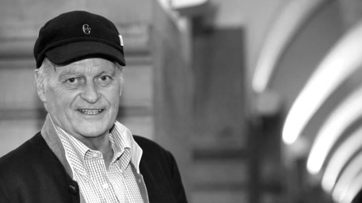 «Rüüdiger Lozärner» Eckhard Schwöbel verstorben