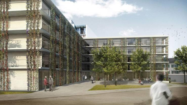 Lindenpark bietet nach Umbau 120 moderne Zimmer.