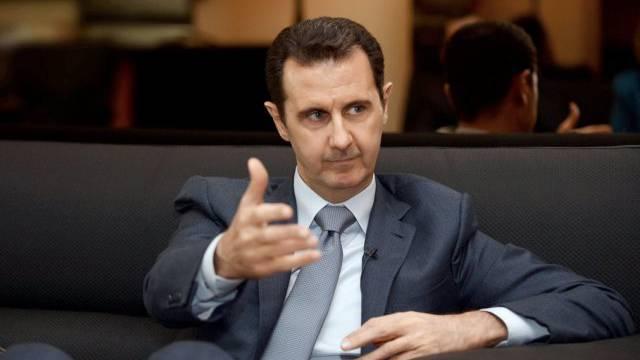 Der syrische Präsident Baschar al-Assad (Archiv)
