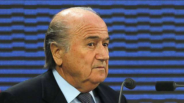 Untersuchung gegen Blatter