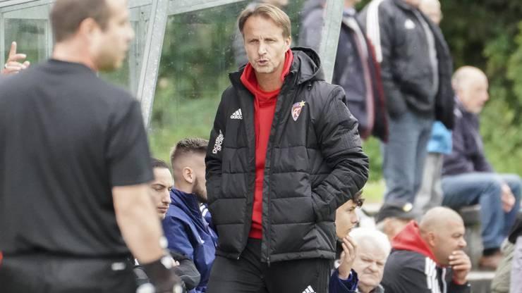 Marc Hodel leistet erfolgreiche Arbeit beim FC Wettingen.