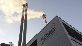 Die Kebag Zuchwil soll eine Dampfturbine erhalten