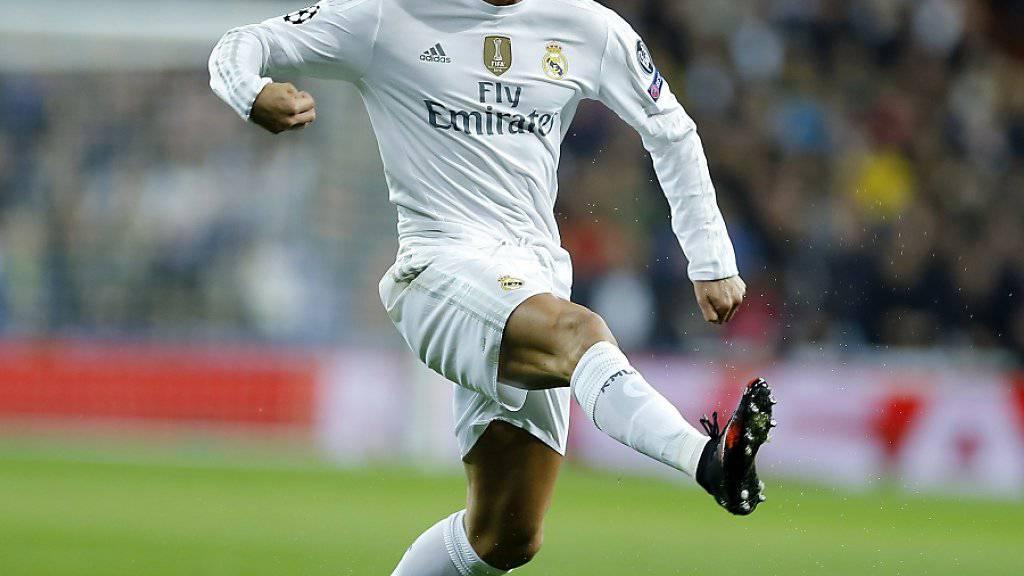 Cristiano Ronaldo rechnet nicht damit, die nächste Weltfussballer-Wahl zu gewinnen