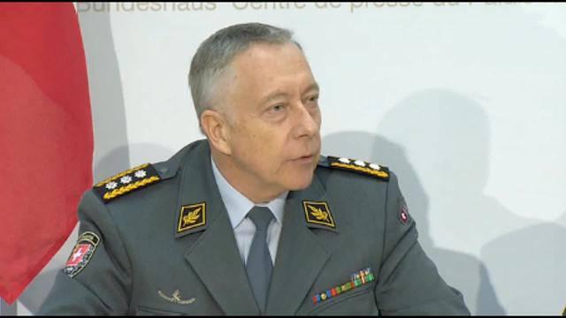 «Das macht einfach keinen Sinn»: Armeechef Blattmann über die Gründe seines Rücktritts