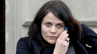 Die Zuger Kantonsrätin Jolanda Spiess-Hegglin verzichtet auf einen Weiterzug der Sex-Affäre ans Obergericht (Archiv)