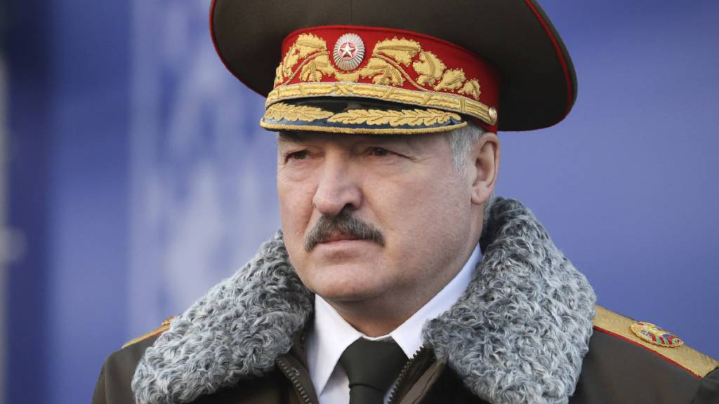 Immer näher reichen die Belarus-Sanktionen der Schweiz und der EU an Machthaber Alexander Lukaschenko, den «letzten Diktator Europas». (Aufnahme vom Dezember 2020)
