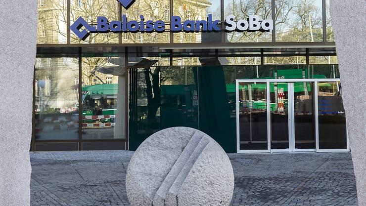 Bâloise will eigenständig bleiben (Archivbild)